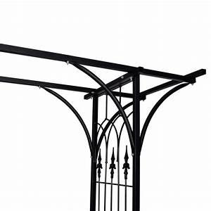 Rankgitter Metall 200 Cm : der design gartenbogen rosenbogen torbogen rankhilfe rankgitter metall online shop ~ Bigdaddyawards.com Haus und Dekorationen