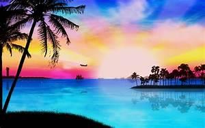 Most Beautiful Beaches Desktop Wallpaper - WallpaperSafari
