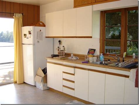 how to redo laminate kitchen cabinets the 159 kitchen makeover revealed new kitchen cabinets 8841