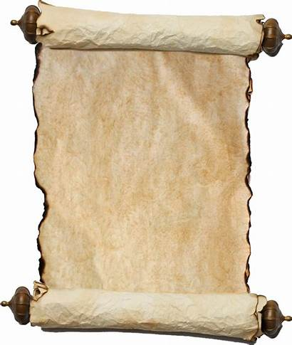Scroll Blank Bg Santa Letter Vippng