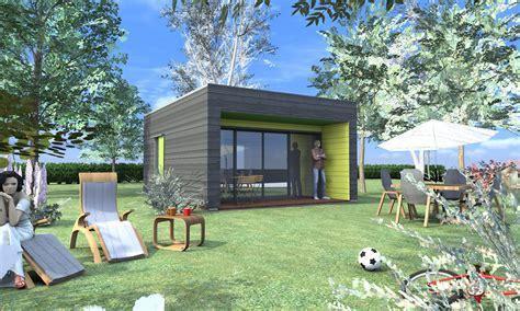 plan maison bois plain pied 4 chambres plan maison 26m2 1 chambres gratuit plan n 2 univia