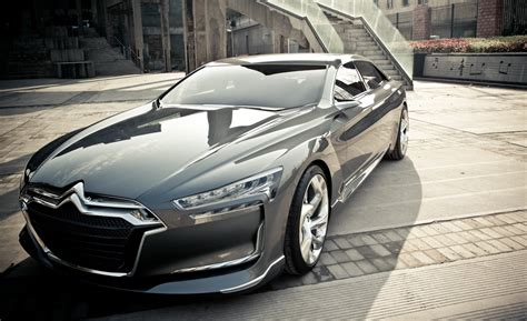Citroen Car : Is Citroen Going To Replace The C6 With A New Ds Model