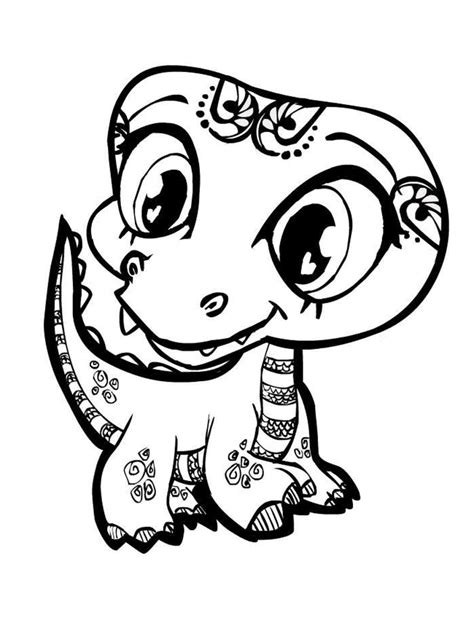 Free Baby Animal Coloring Pages Download | Free Coloring ...