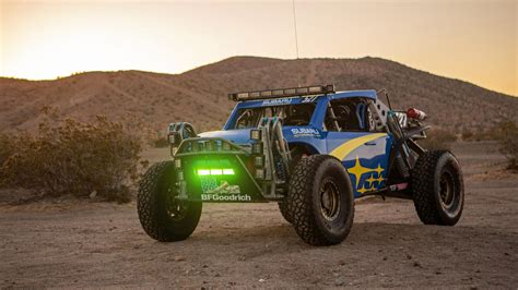 Subaru's Baja racer is the coolest thing you'll see today ...