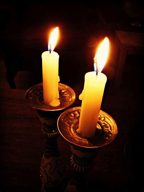 shabbat candle lighting candles hortus closus