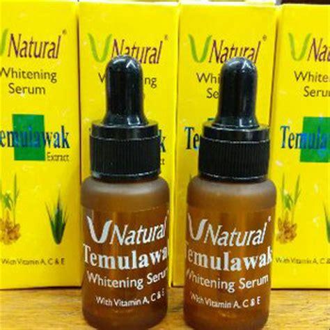 Serum Collagen Temulawak Original jual serum v temulawak whitening original