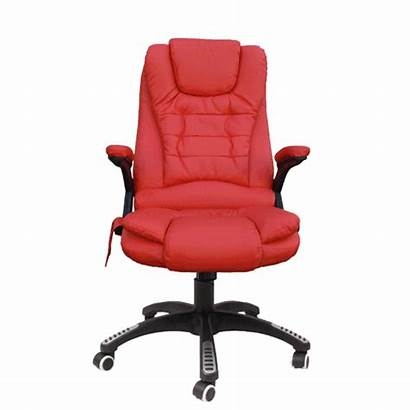 Chair Office Leather Massage Reclining