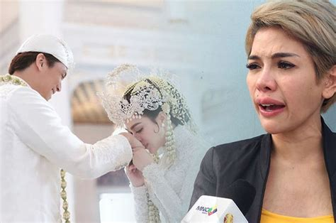 Komentari Konferensi Pers Pernikahan Syahrini Reino