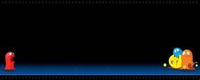 Monitor Multi Games Wallpapers Fun Pacman Dual