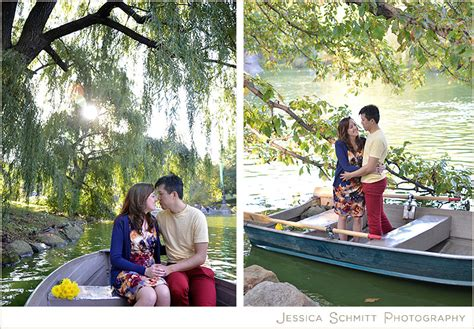 Paddle Boating Central Park Nyc by Biking Boats In Central Park Happy Engagement Molly