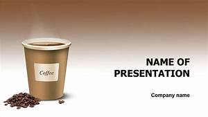 Fresh Coffee Powerpoint Template