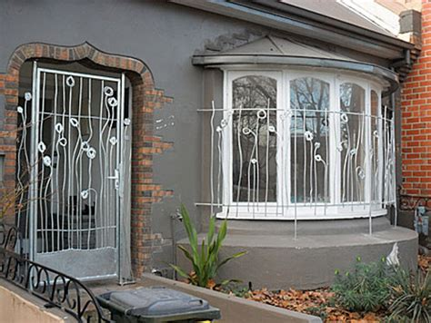 Interior Design Ideas For Window Grills