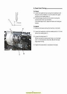 Pfaff 1200 Hobby Grandquilter Sewing Machine Service Manual