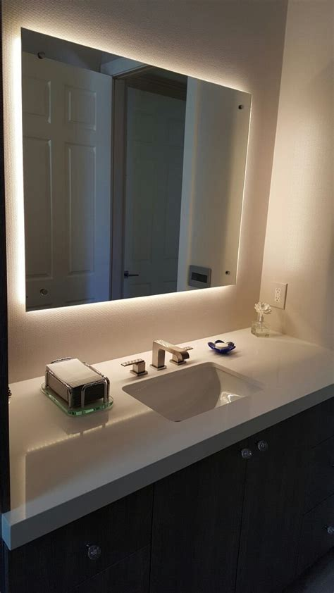 Light Mirror In Bathroom by 17 Diy Vanity Mirror Ideas To Make Your Room More