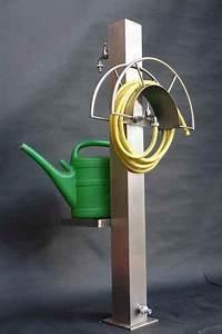 Wasserschlauch An Wasserhahn : edelstahl wasserstation freistehend mit wasserhahn schlauch ~ A.2002-acura-tl-radio.info Haus und Dekorationen