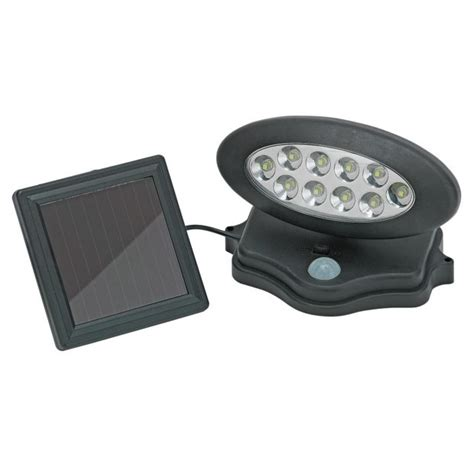 buy home solar pir security light at argos co uk your