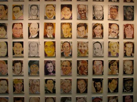 Florida Man Puts Faces To The Names Of Every 911 Victim