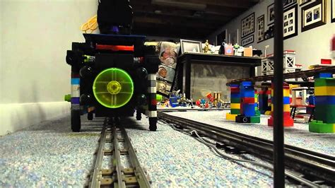 lionel  lego train youtube