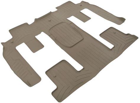 Chevy Traverse Floor Mats 2011 by Weathertech Floor Mats For Chevrolet Traverse 2011 Wt451114