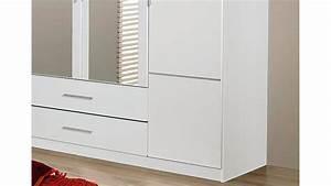 Kleiderschrank 2 Türig Mit Spiegel : kleiderschrank micro schlafzimmer schrank 4 t rig alpinwei mit spiegel ~ Bigdaddyawards.com Haus und Dekorationen