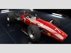 1967 Ferrari 312 Classic F1 Lotus 49 MOD