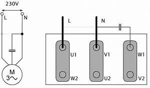 Inverter - 3 Phase Ac Motor 220v Powered From 12v Battery