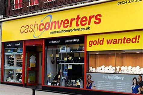 Cash Converters @ www.cashconverters.co.uk - Credit Cards