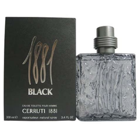 nino cerruti 1881 homme eau de toilette spray 100ml 1881 black by nino cerruti for 3 4 oz eau de toilette spray