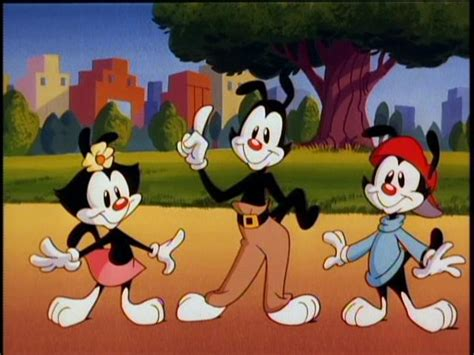 Animaniacs Hooked On A Ceiling Wiki by List Of Animaniacs Segments By Starring Character Wb