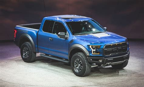 2017 Ford F-150 Raptor Photos And Info