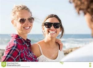 Happy Summer Girls Stock Photo - Image: 73916783
