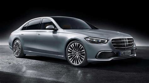 Obviously, the government's estimates will vary between the two different powertrains, and we expect the larger of the engines to. 2021 Mercedes-Benz S-Class Front - 5163008