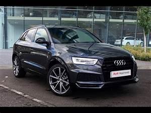 Audi Q3 S Line Versions : lb17euk audi q3 tfsi quattro s line black edition grey 2017 west london audi youtube ~ Gottalentnigeria.com Avis de Voitures