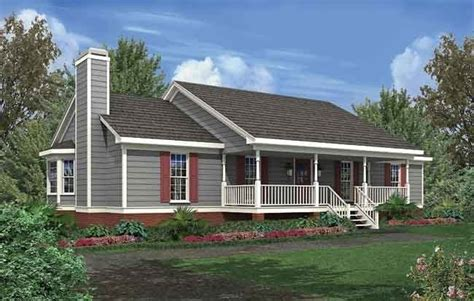 Simple House Plans With Porches by Best Of Small Ranch House Plans With Porch New Home