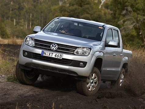 The volkswagen amarok is a pickup truck produced by volkswagen commercial vehicles since 2010. VOLKSWAGEN Amarok Double Cab - 2009, 2010, 2011, 2012 ...