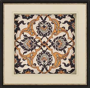 Paragon picture gallery persian tiles iii traditional