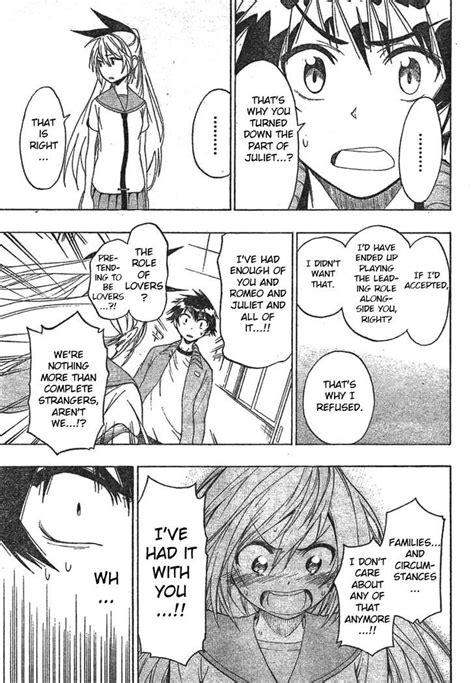 Nisekoi Manga Ch.47 Page 14   Manga   Pinterest   Manga