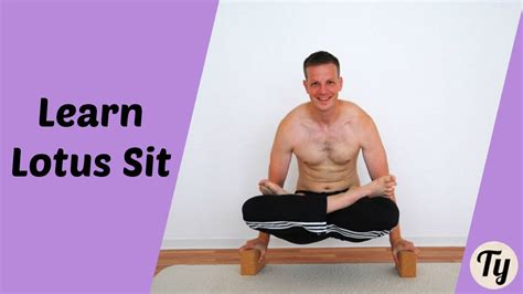 Progression To Full Lotus Sit (without Knee Damage