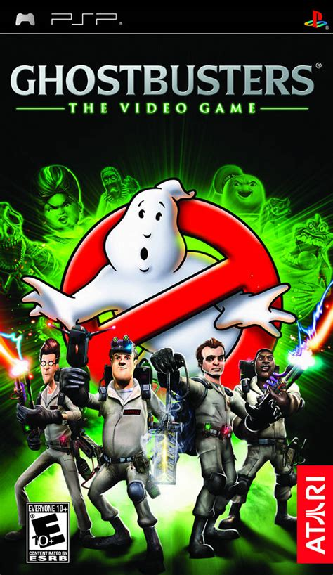 Ghostbusters: The Video Game Windows, X360, PS3, PS2, PSP ...
