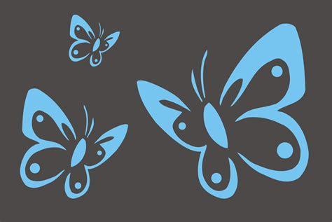 So machen sie schablonen zum ausdrucken selbst. Schmetterlinge Schablonen Zum Ausdrucken