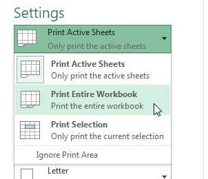 how to print each worksheet of an excel 2013 workbook on one page solve your tech