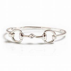 exclusive sterling silver double snaffle bracelet hiho With hi ho silver wedding rings