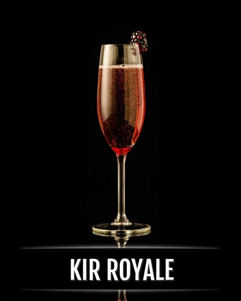 kir royale masterclass laska cocktail bar
