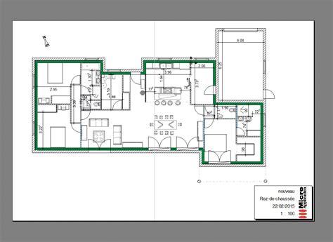 plan maison plain pied 3 chambres plan maison plain pied 130 m2 segu maison