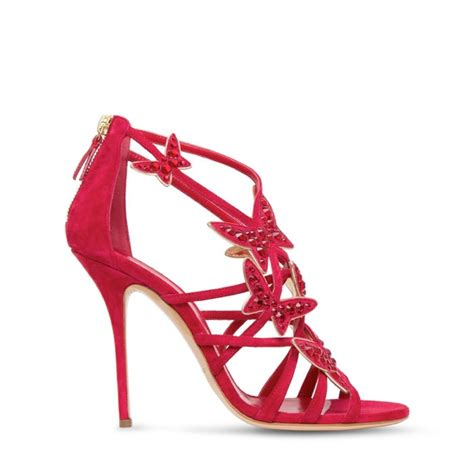 casadei s red hot christmas shoe