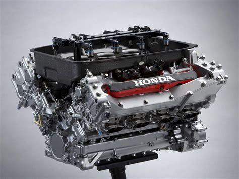 Honda F1 Racing Engines