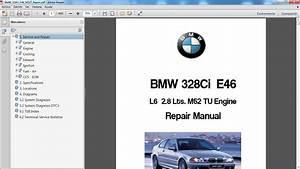 Manuales De Taller De Bmw  Bmw 328ci Chassis E46 Motor M52tu V6 3 0 Lts