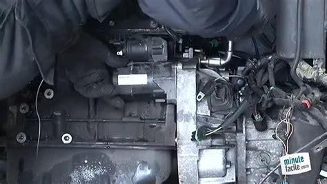siege auto comment l installer demontage demarreur mercedes 220 cdi sur les voitures