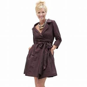 wrap dress arianecarlecom With robe cache coeur fluide