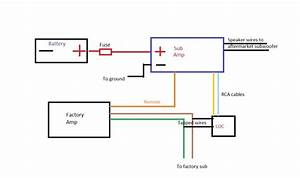 Stereo Input  Amp Output Wiring - Page 3